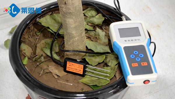土壤水分测定仪操作视频详解
